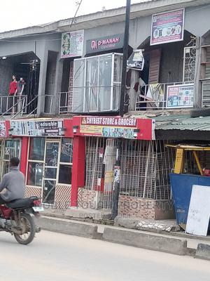 10commercial Shops With 3bedroom Behind on Tarred Road   Commercial Property For Sale for sale in Ojo, Alaba