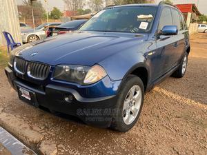 BMW X3 2006 3.0i Blue | Cars for sale in Kaduna State, Kaduna / Kaduna State
