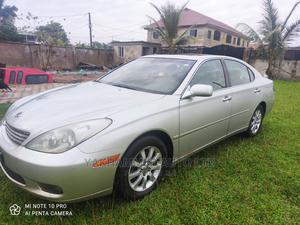 Lexus ES 2004 330 Sedan Silver   Cars for sale in Lagos State, Ikorodu
