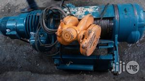 Demag 5ton Electric Hoist   Manufacturing Equipment for sale in Lagos State, Ojo