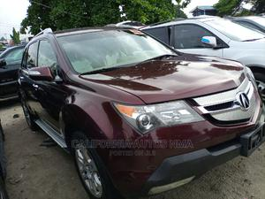 Acura MDX 2009 Red | Cars for sale in Lagos State, Amuwo-Odofin