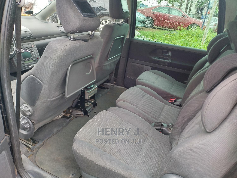 Archive: Volkswagen Sharan 2005 2.8 V6 Comfortline Black