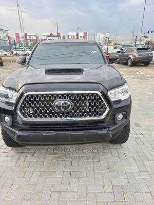 Toyota Tacoma 2018 Black | Cars for sale in Lagos State, Lekki