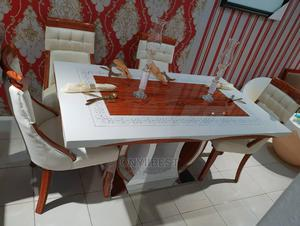 Good Quality Dining Table And Chairs Sets By 6   Furniture for sale in Lagos State, Ajah