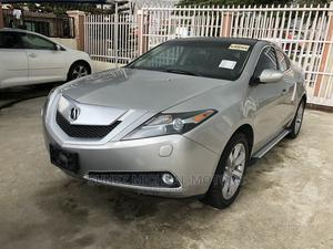 Acura ZDX 2011 Base AWD Silver | Cars for sale in Lagos State, Amuwo-Odofin