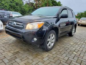Toyota RAV4 2007 Limited V6 Black | Cars for sale in Abuja (FCT) State, Gwarinpa