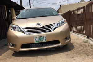 Toyota Sienna 2011 Gold   Cars for sale in Lagos State, Surulere