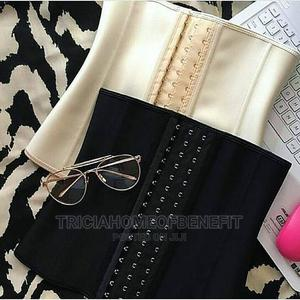 Kim K Latex Waist Trainer | Clothing Accessories for sale in Lagos State, Isolo