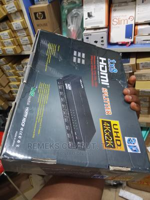 8ports HDMI Splitter | Accessories & Supplies for Electronics for sale in Abuja (FCT) State, Wuse
