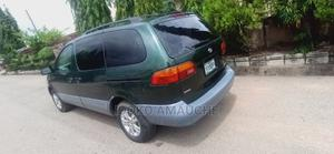 Toyota Sienna 1999 Green | Cars for sale in Abuja (FCT) State, Kubwa