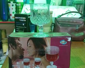 Red Wine Glass 3in1 | Kitchen & Dining for sale in Abuja (FCT) State, Karu