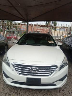 Hyundai Sonata 2017 White | Cars for sale in Lagos State, Ikeja
