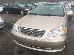 Toyota Corolla 2007 Gold | Cars for sale in Lagos State, Apapa