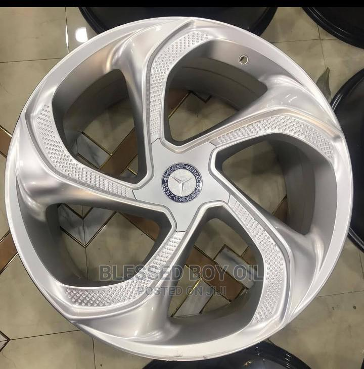 20 RIM for Mercedes Benz Available for Car or Jeep Available