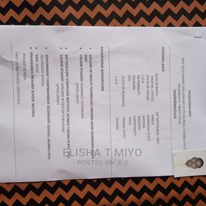 Healthcare Nursing CV   Healthcare & Nursing CVs for sale in Taraba State, Jalingo