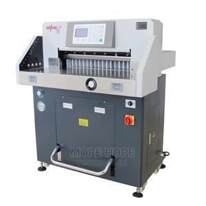 Hydraulic Paper Cutting Machine | Printing Equipment for sale in Lagos State, Mushin
