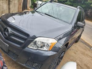 Mercedes-Benz GLK-Class 2009 Gray | Cars for sale in Lagos State, Ikeja