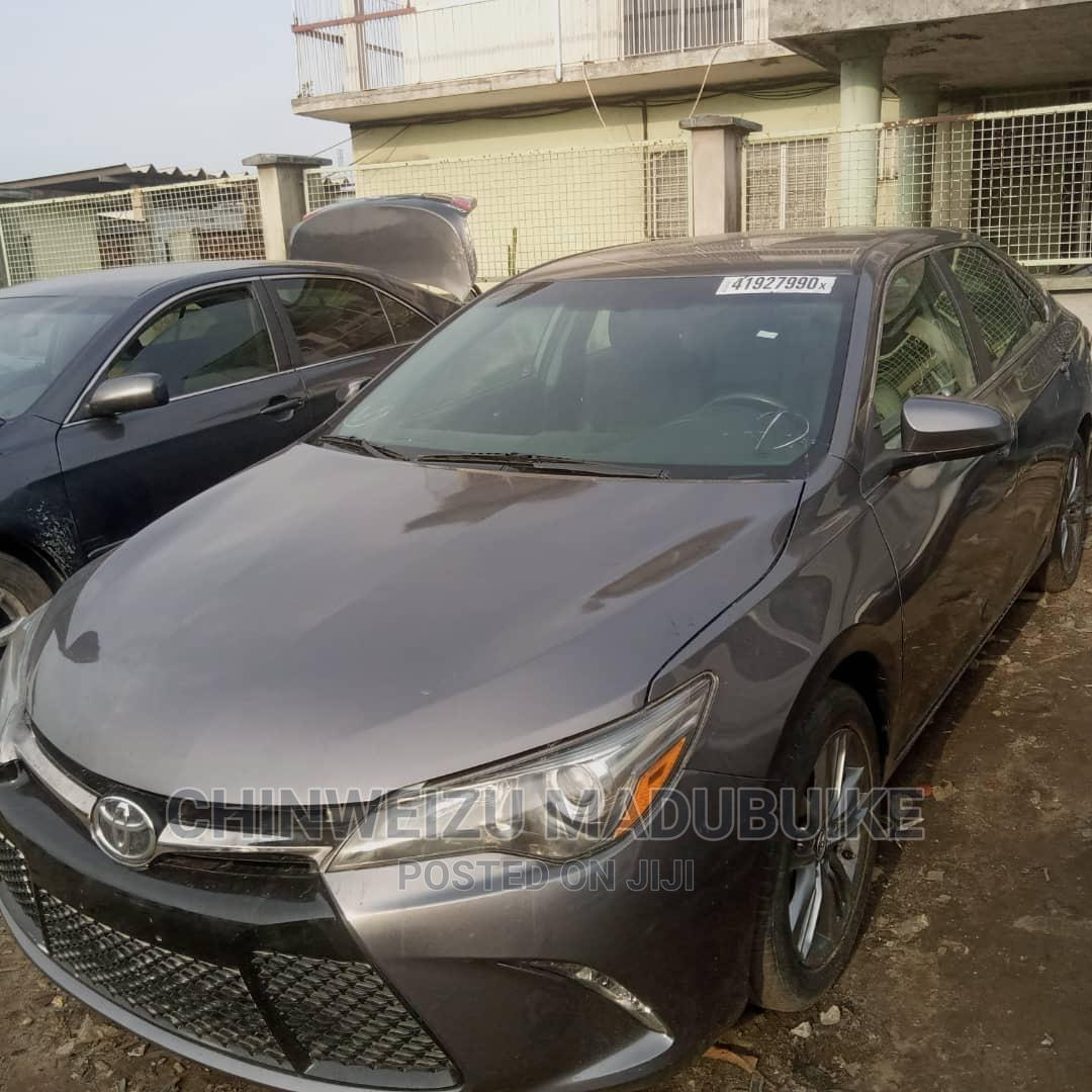 Archive: Toyota Camry 2016 Other