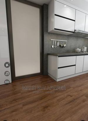 Luxury Vinyl Floor Tiles Reusable,Durable(Free Installation) | Building Materials for sale in Abuja (FCT) State, Jiwa