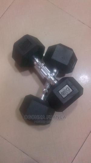 Commercial Dumbbell | Sports Equipment for sale in Lagos State, Surulere
