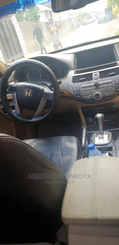 Archive: Honda Accord 2008 Black