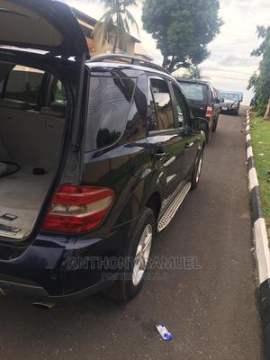 Mercedes-Benz M Class 2007 ML 350 4Matic Blue | Cars for sale in Enugu State, Enugu
