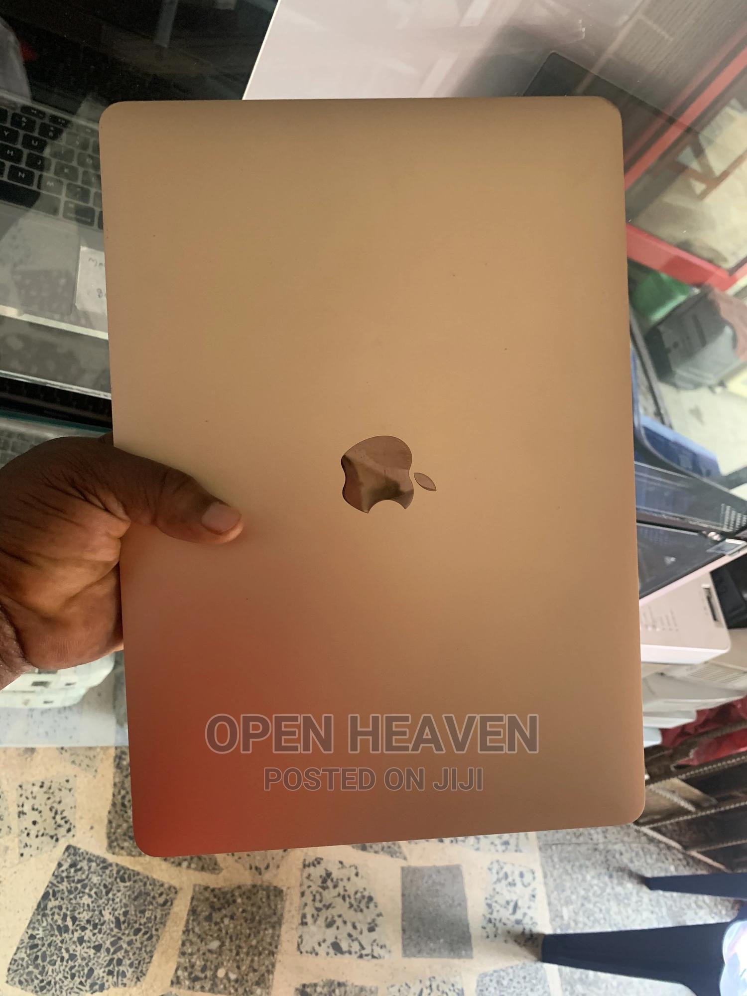 Laptop Apple MacBook 2018 8GB Intel Core i5 SSD 256GB   Laptops & Computers for sale in Ikeja, Lagos State, Nigeria