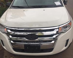 Ford Edge 2012 White | Cars for sale in Lagos State, Alimosho