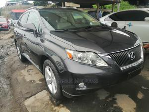 Lexus RX 2010 350 Brown   Cars for sale in Lagos State, Apapa