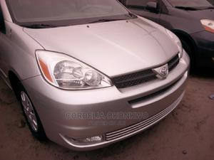 Toyota Sienna 2005 Silver | Cars for sale in Lagos State, Apapa