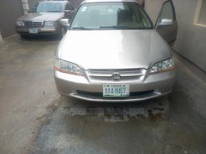 Honda Accord 2004 Silver | Cars for sale in Lagos State, Ojodu