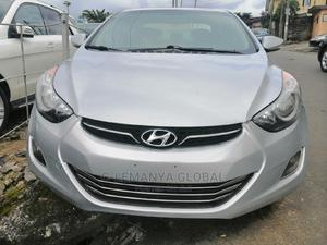 Hyundai Elantra 2013 Silver | Cars for sale in Rivers State, Port-Harcourt