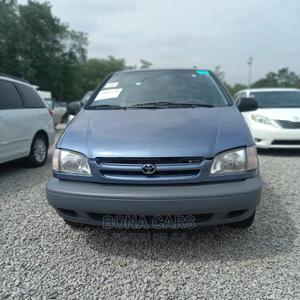 Toyota Sienna 2000 LE & 1 Hatch Blue | Cars for sale in Abuja (FCT) State, Katampe