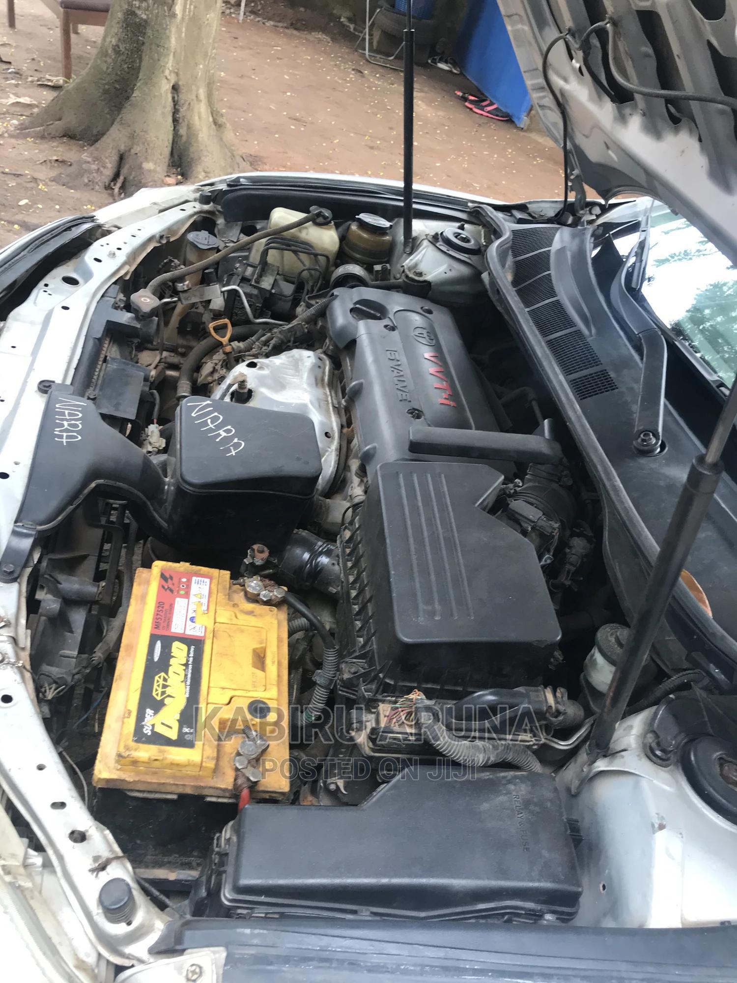 Toyota Camry 2009 Silver | Cars for sale in Sagamu, Ogun State, Nigeria