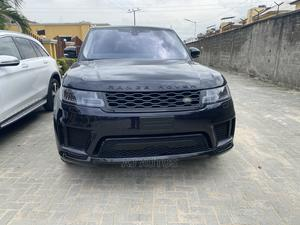 Land Rover Range Rover Sport 2018 Supercharged Black | Cars for sale in Lagos State, Lekki