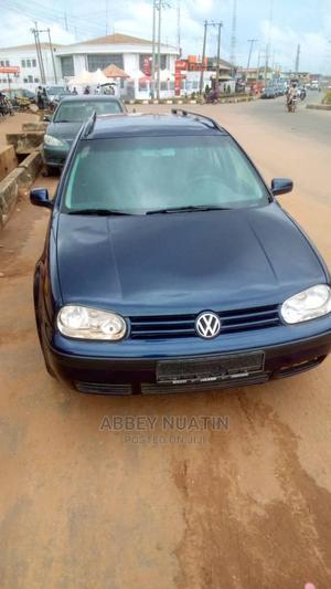 Volkswagen Golf 2006 1.9 TDI 4Motion Trendline Blue   Cars for sale in Lagos State, Ikorodu