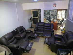 Italian Unique Recline by 7 Seaters Sofas Chairs | Furniture for sale in Lagos State, Ojo