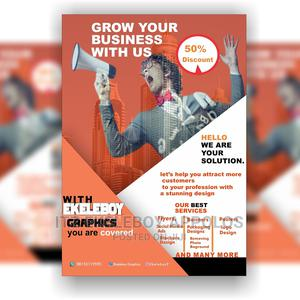 Let's Do Your Design for You   Computer & IT Services for sale in Abia State, Umuahia