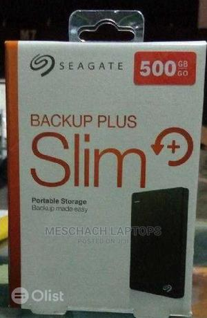 500gb Seagate External Hard Drive   Computer Hardware for sale in Lagos State, Ikeja