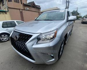 Lexus GX 2017 460 Luxury Silver | Cars for sale in Lagos State, Surulere