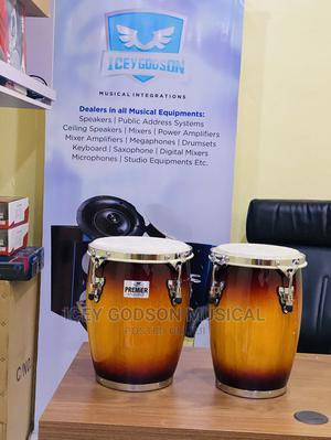 Mini Conga Drum With Stand | Musical Instruments & Gear for sale in Lagos State, Ikeja