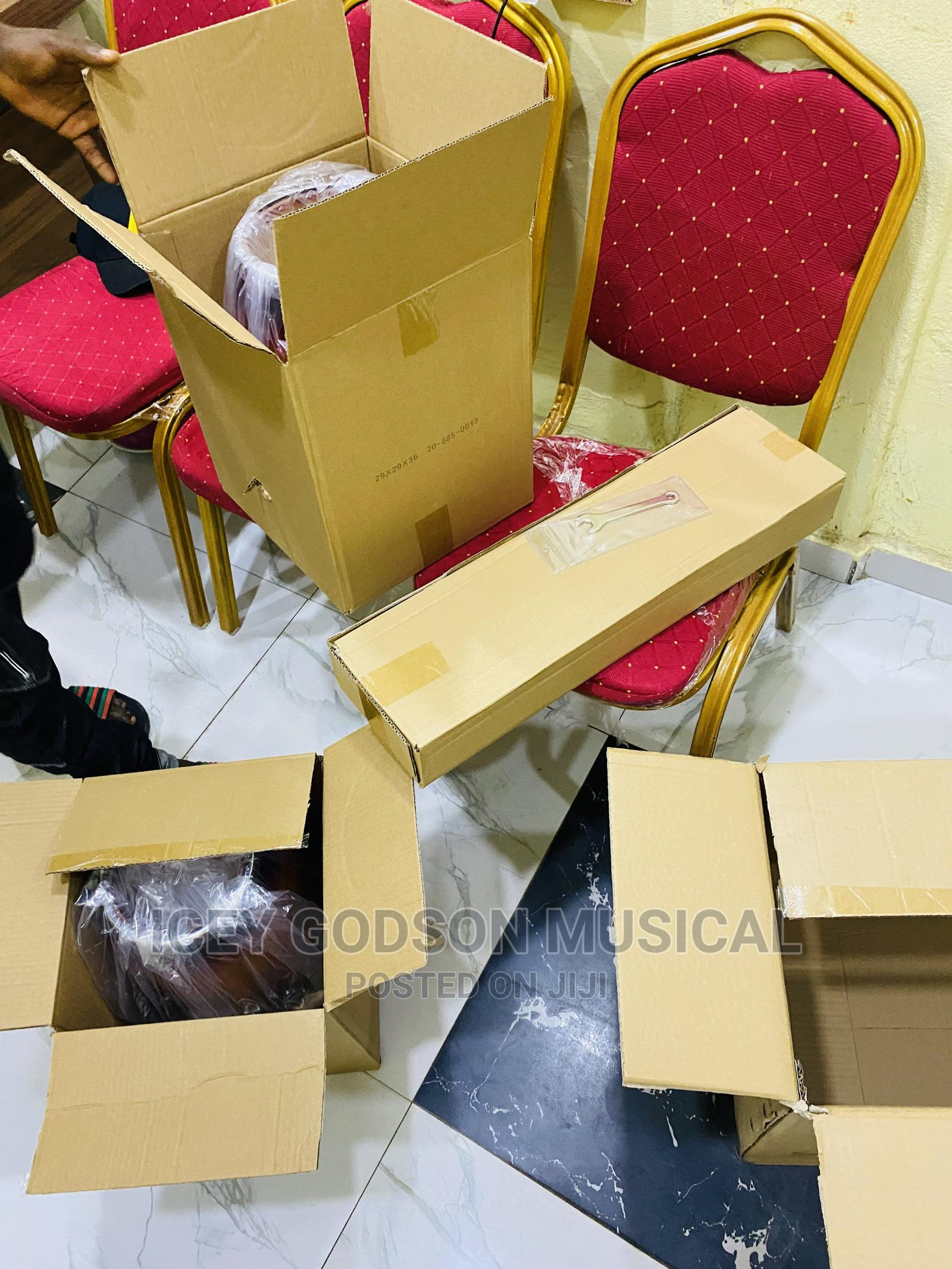 Mini Conga Drum With Stand   Musical Instruments & Gear for sale in Ikeja, Lagos State, Nigeria