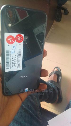Apple iPhone XR 128 GB Black | Mobile Phones for sale in Lagos State, Ikeja