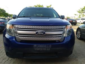 Ford Explorer 2015 Blue | Cars for sale in Abuja (FCT) State, Central Business District
