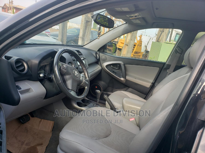 Archive: Toyota RAV4 2008 Limited V6 Black
