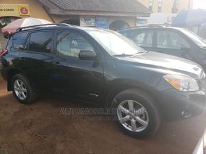 Toyota RAV4 2008 Limited V6 Black | Cars for sale in Lagos State, Ikeja