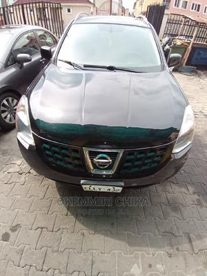 Nissan Rogue 2009 SL 4WD Black | Cars for sale in Lagos State, Lekki