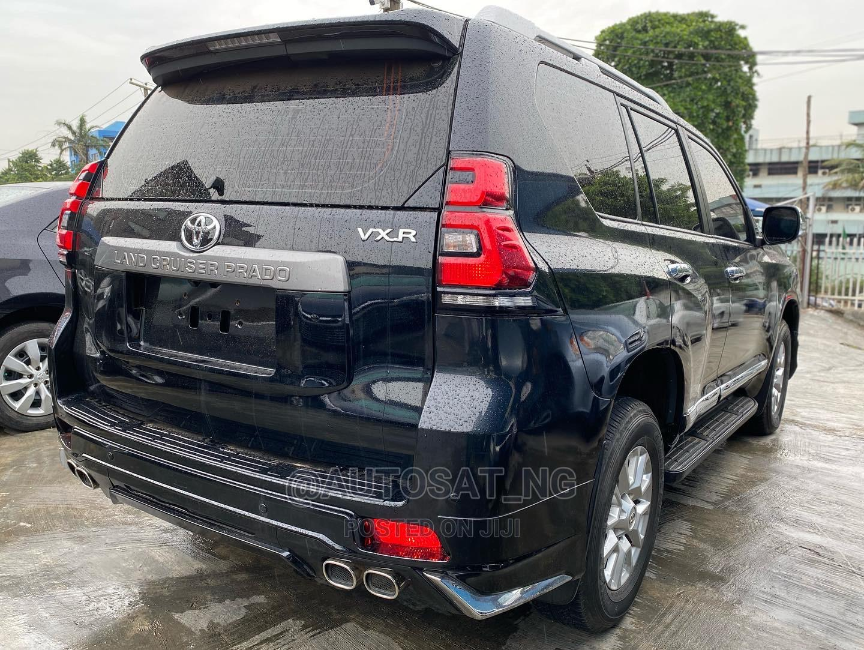 Toyota Land Cruiser Prado 2018 EXR Black | Cars for sale in Ikeja, Lagos State, Nigeria
