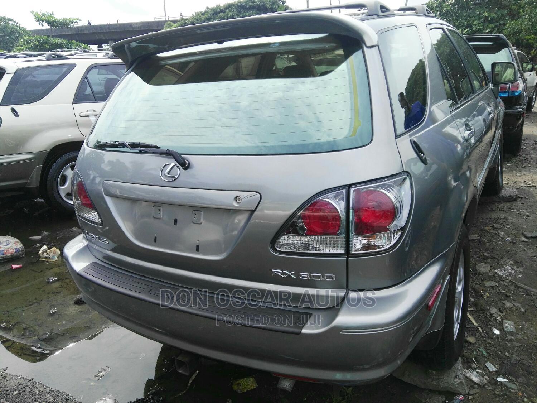 Archive: Lexus RX 2003 Gray