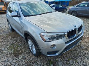 BMW X3 2017 xDrive28i AWD Silver | Cars for sale in Kaduna State, Kaduna / Kaduna State